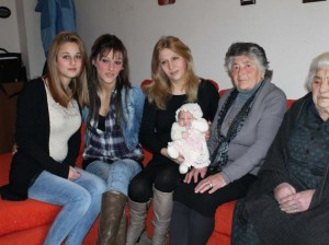 cinque mamme